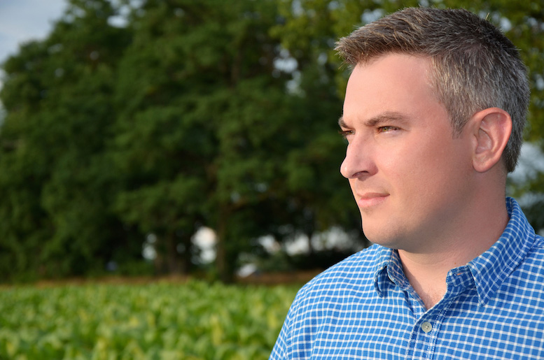 Kentucky Agriculture Commissioner Ryan Quarles