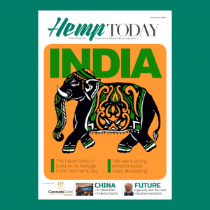 Asian Hemp Summit 2019 special edition cover