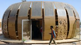 SUNIMPLANT, a project in Morocco that combines hempcrete and solar technology.