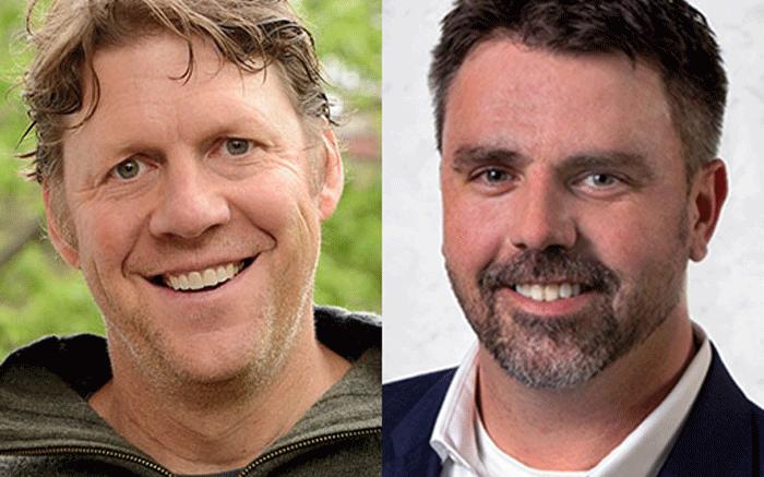 Todd Runestad, Tim Gordon