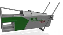 HHH Hemp Harvester 700