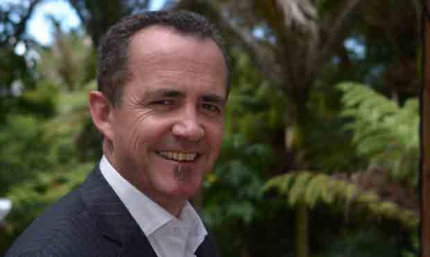 NZHIA Chairman Richard Barge
