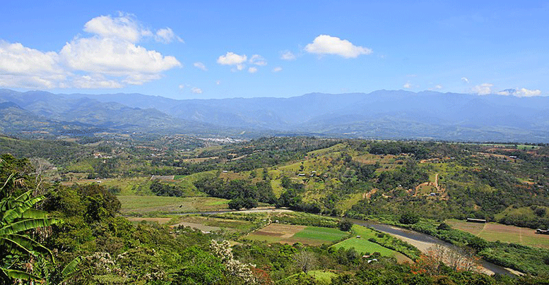 Costa Rica's terrain is made up of hills, valleys, forests, mountains, volcanoes, wetlands and plains.