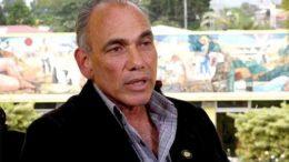 Costa Rica's Minister of Agriculture and Livestock Renato Alvarado