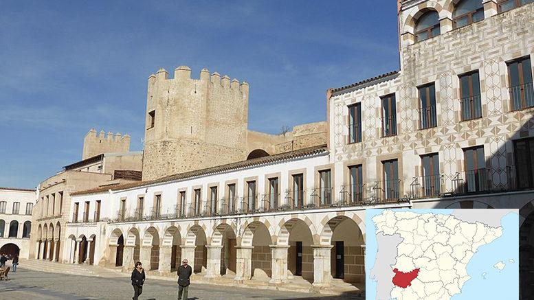 CTAEX is based in Badajoz, in Spain's Extremadura region