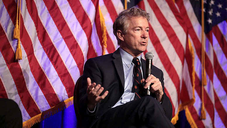 U.S. Senator Rand Paul, Republican of Kentucky