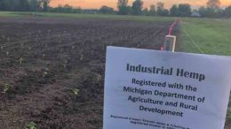 The U.S. Department of Agriculture approved Michigan's state program last October
