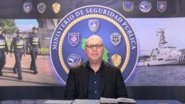 Costa Rica Minister of Public Security Michael Soto