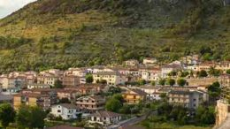 Roccasecca, in the Lazio region of central Italy, is the birthplace of St. Thomas Aquina.