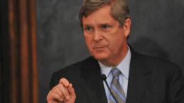 U.S. Agriculture Secretary Tom Vilsack