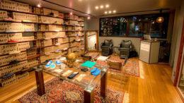 Prossimo's Bohempia shoe store in Fukuoka